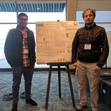 Michael and Paul present poster at HotMobile. 2019.